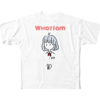 What I  am Full graphic T-shirts
