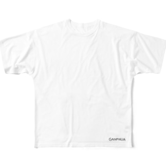 ganphilia new Full graphic T-shirts