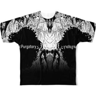 幽煉獄 Full graphic T-shirts