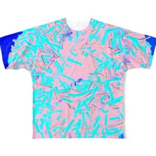 スルスル、 Full graphic T-shirts
