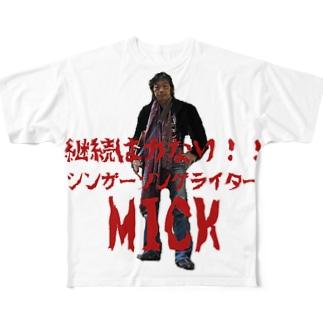 ミックオリジナル Full graphic T-shirts