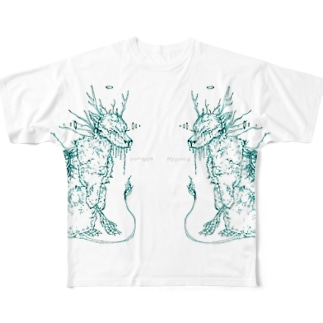 Hypnos Full graphic T-shirts