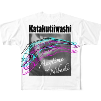 NIBOSHI Full graphic T-shirts