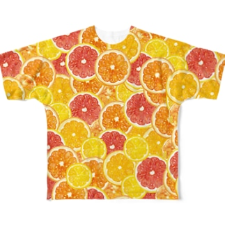 シトラスT Full graphic T-shirts