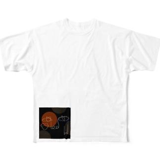 点点. Full graphic T-shirts