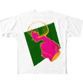 オンナ Full graphic T-shirts