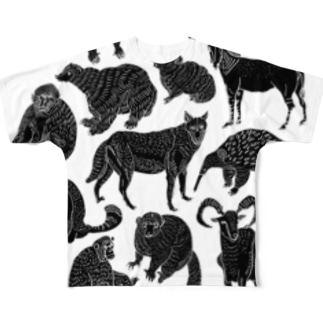 Endangered Species Full graphic T-shirts
