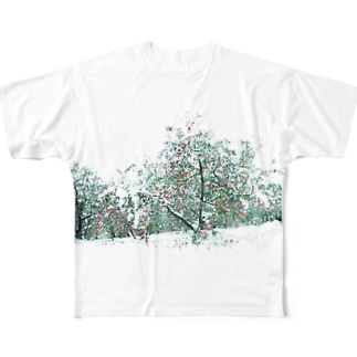 Apppppppleee #1 Full graphic T-shirts