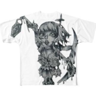 ☆ Full graphic T-shirts