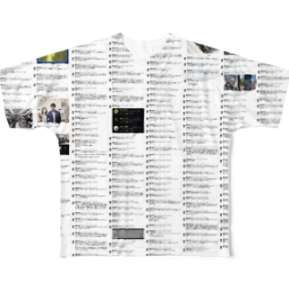 @Cats_Cats_Sleep Full graphic T-shirts