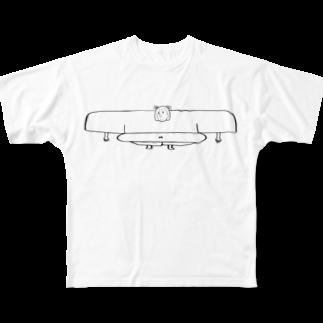 nowchimaのる Full graphic T-shirts