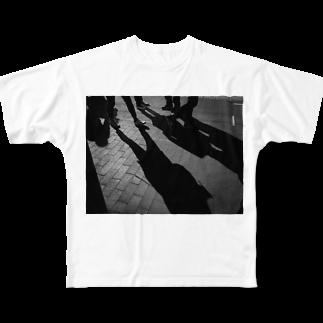 mku074のstory Full graphic T-shirts