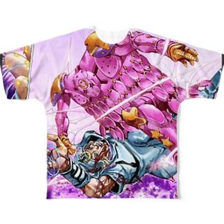 ジョニィ! Full graphic T-shirts