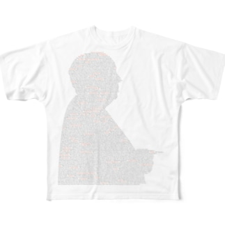 HITCH Full graphic T-shirts