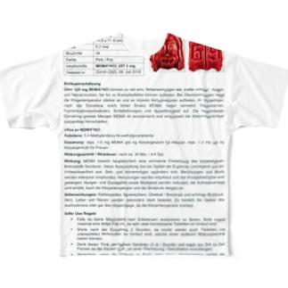 テカシのエクスタシ Full graphic T-shirts