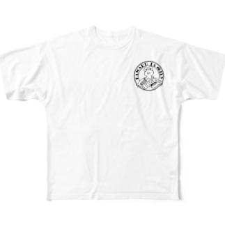 自分専用 Full graphic T-shirts