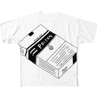 ポイT Full graphic T-shirts