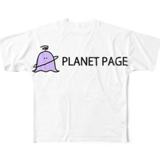 おぉん Full graphic T-shirts