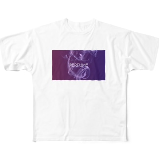 Perfume Full graphic T-shirts