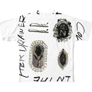 Jewel collection Full graphic T-shirts
