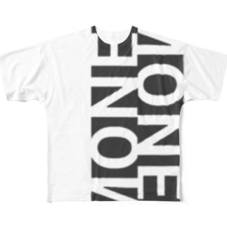 EMONEM Full graphic T-shirts