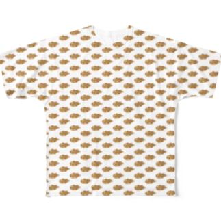 たい焼きの日。 Full graphic T-shirts
