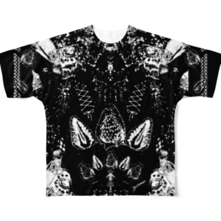 - HA TSU KO I -「発恋」 Full graphic T-shirts