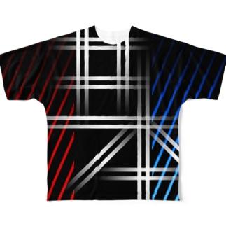 J-PRIDE Full graphic T-shirts
