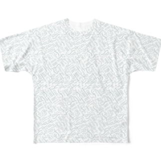 SKPPRNSK柄 - C Full graphic T-shirts