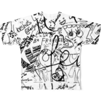 G&T 13 Full graphic T-shirts