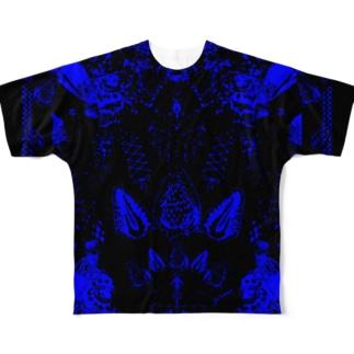 - HA TSU KO I -「発恋」B Full graphic T-shirts