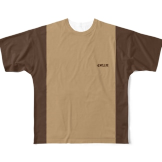 WELLBE Wear B Full graphic T-shirts