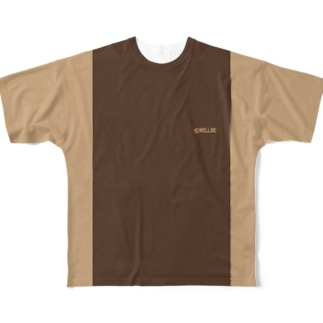 WELLBE Wear C Full graphic T-shirts
