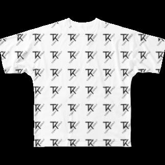 T O W A & K E N J Iのnew-tk Full graphic T-shirts