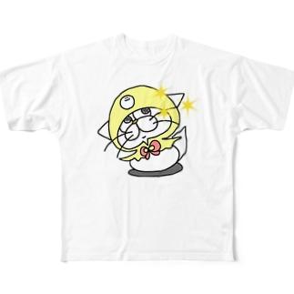 もち吉(仮)のキラりなグッズ Full Graphic T-Shirt