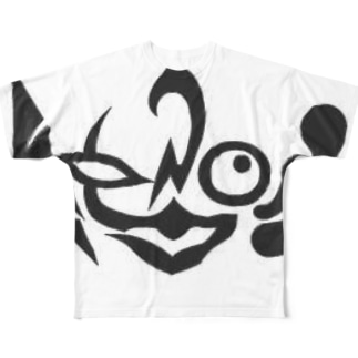 hyper honjoh IconT#001 Full graphic T-shirts