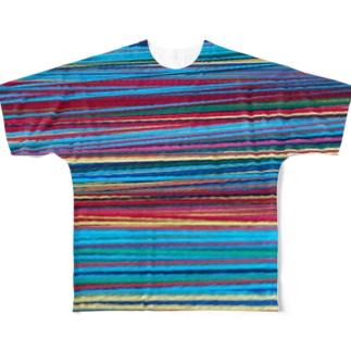 タテイトズ Full graphic T-shirts
