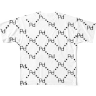 PPジャガード Full graphic T-shirts