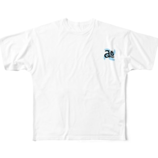 aN忍Tシャツ【男性用】 Full graphic T-shirts