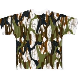 JANGO Full graphic T-shirts