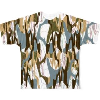Solomoon Full graphic T-shirts