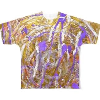 BIRTH Full graphic T-shirts