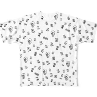 増殖T Full graphic T-shirts