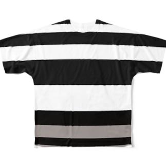イシダイパンになれるグッズ Full graphic T-shirts