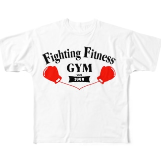ファイティングジム Full graphic T-shirts