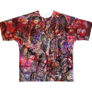 テツオAカラーバージョン All-Over Print T-Shirt