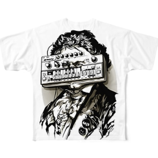 TB-thoven Full graphic T-shirts