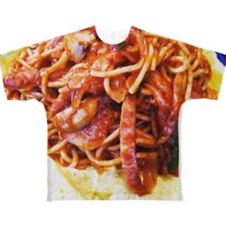 Nagoya Soul1 Full graphic T-shirts