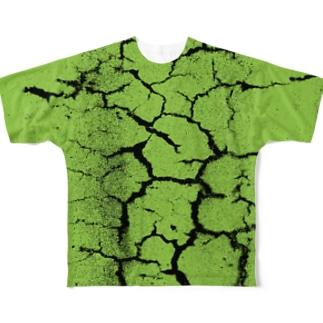 脱皮の兆候 level 1 Full graphic T-shirts