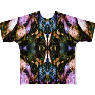 Creature  Full graphic T-shirts